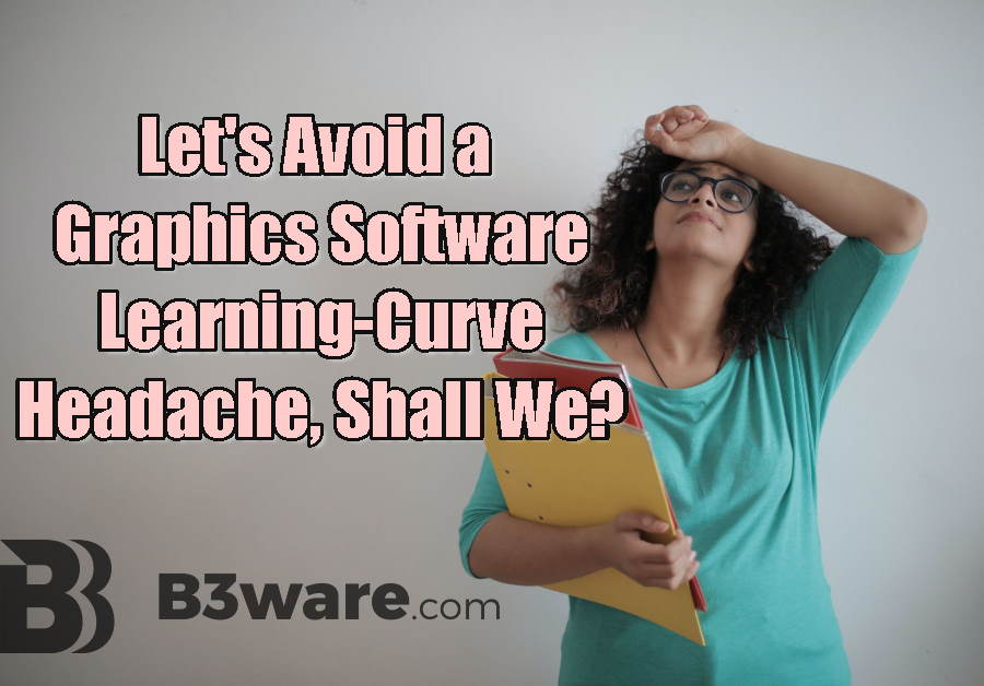 Avoid Online Graphic Design Software Headache for Small Business
